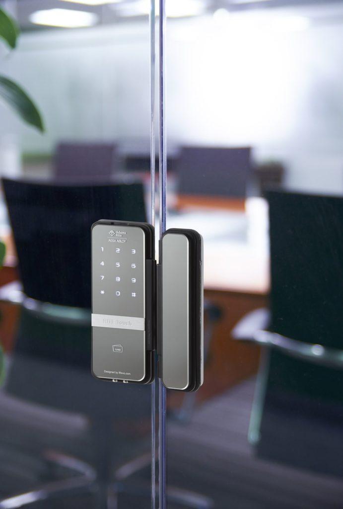 smart door lock system birmingham
